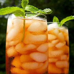 Minted Iced Tea