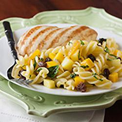 Tropical Pasta Salad