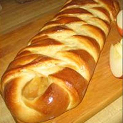 Apple Bread Braid