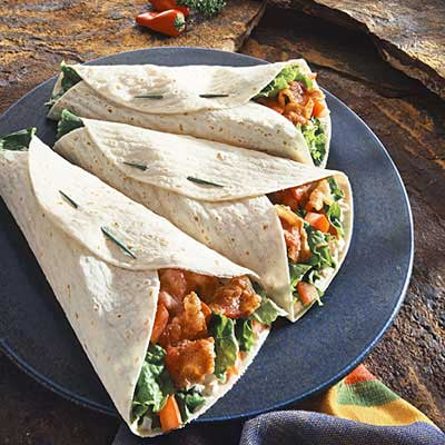 BLT Tortilla