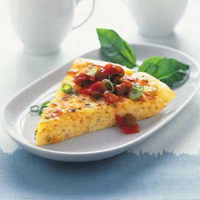 Cheesy Oven Frittata