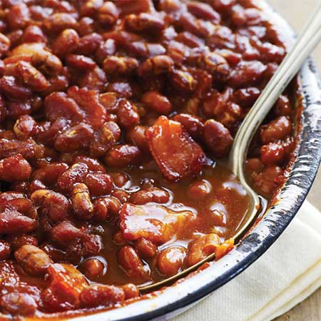 Classic Honey Baked Beans