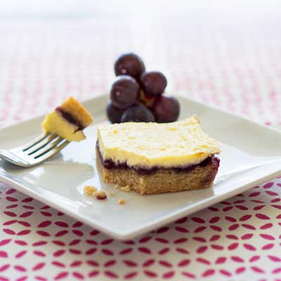 Cookie Cheesecake Squares