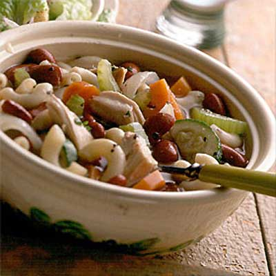 Country Chicken Minestrone