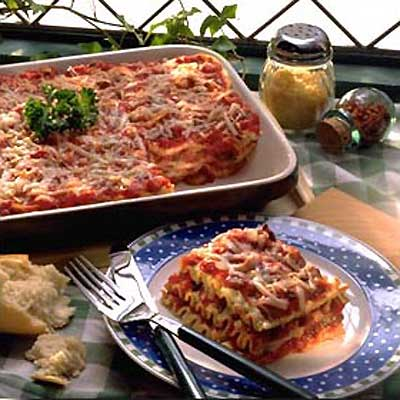 Country Vegetable Lasagna