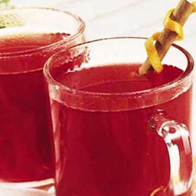 Cranberry Ginger Tea