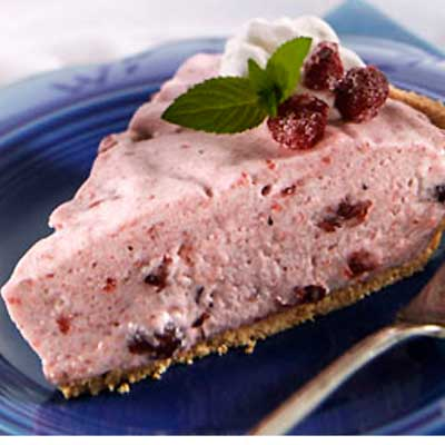 Cranberry Mallow Pie