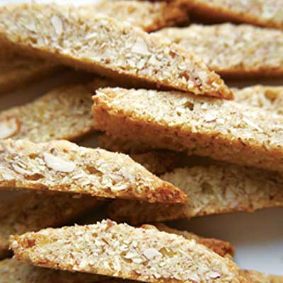 Deer Valley Mini Almond Biscotti