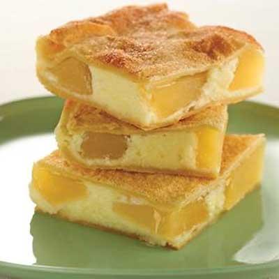 Easy Apple Cheese Danish