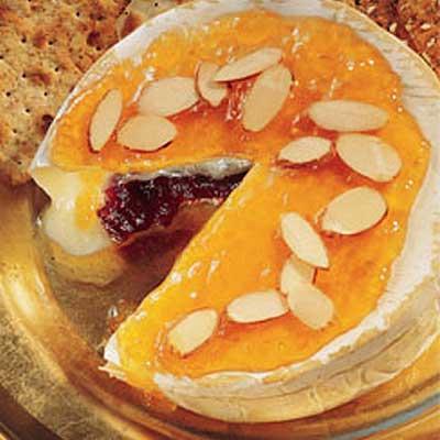 Fruited Brie Bake