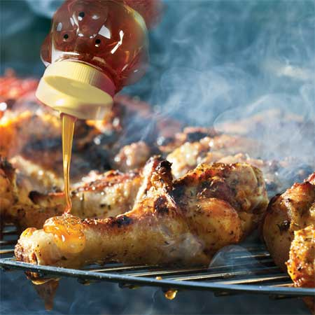 Honey Grilled Chicken