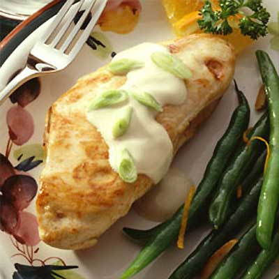 Light & Creamy Dijon Sauce