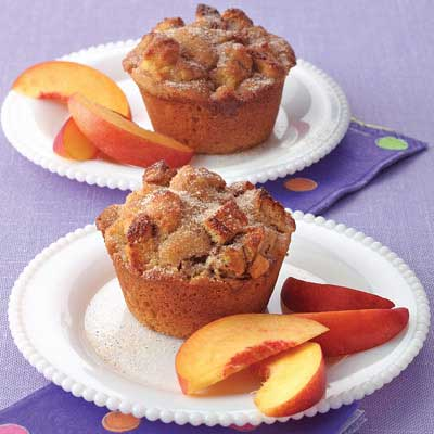 Maple French Toast Muffins
