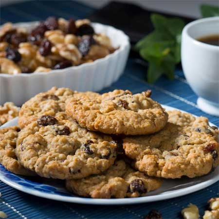 Oatmeal Apple Butter Cookies