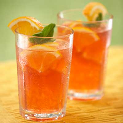 Orange Holiday Punch