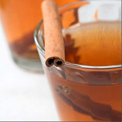 Quick Hot Spiced Cider