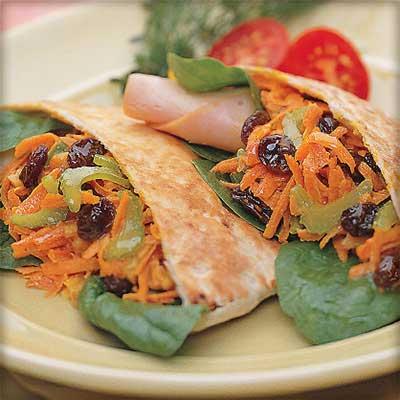 Raisin Carrot Salad