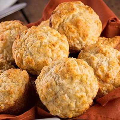 Rice 'N Honey Muffins