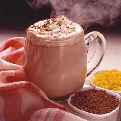 Rich 'n Creamy Hot Chocolate