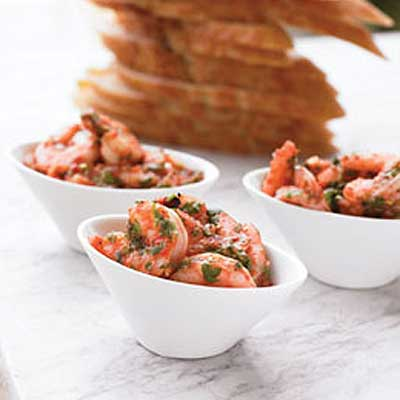 Salsa Shrimp