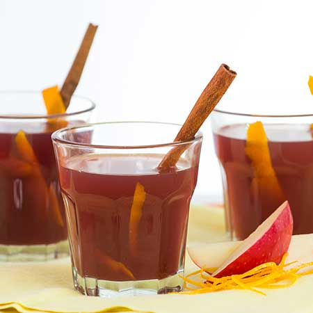 Spiced Grape Drink