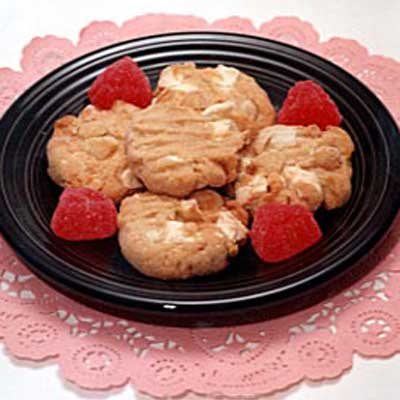 White Chip Macadamia Cookies