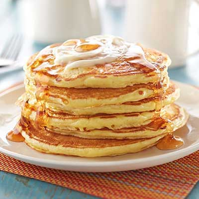 Favorite Buttermilk Pancakes