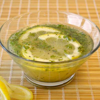 Lemon Parsley Marinade