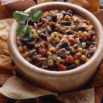 Zesty Rice Salsa