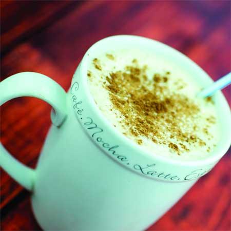 Mocha Coffee Blender