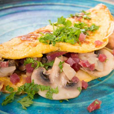 Fresh Start Power Omelet