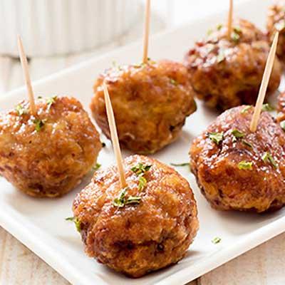 Five-Spice Meatballs