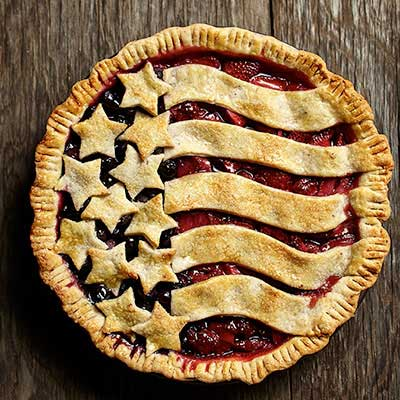 American Berry Pie