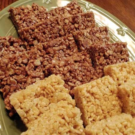Disappearing Rice Bars