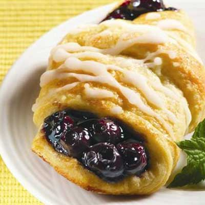 Blueberry Moon Pastries