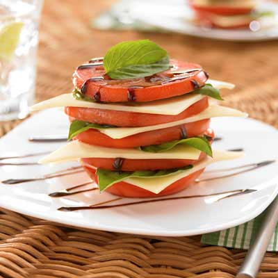 Tomato Salad Stacker