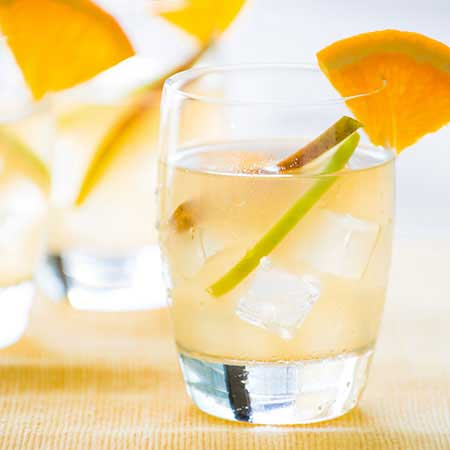 White Grape Virgin Sangria