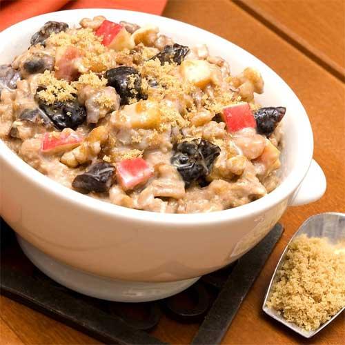 Plum Good Breakfast Oatmeal