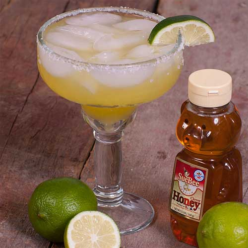 Honey Lime Margarita
