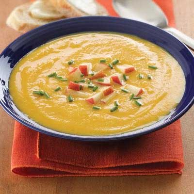 Slow Cooker Smoky Butternut Squash Soup