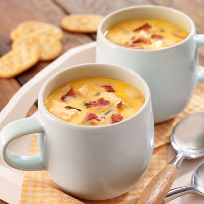 Harvest Beer Cheese Soup