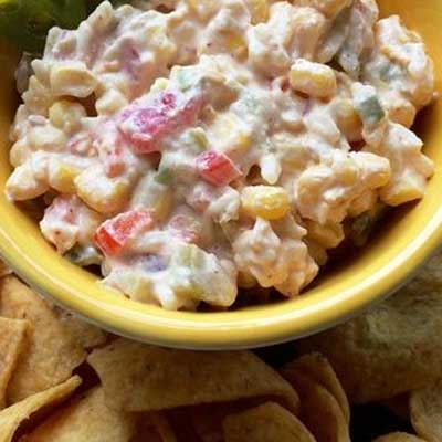 Rice and Corn Dip