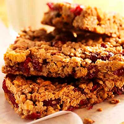 Craisins Breakfast Bars