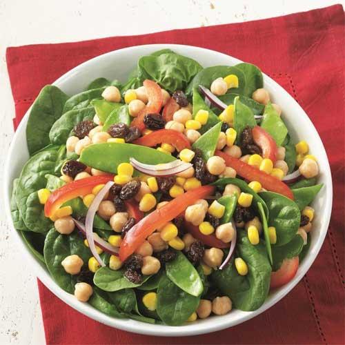 Sunny Garden Salad