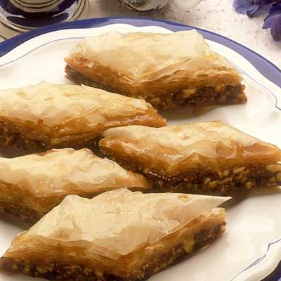 Raisin Baklava