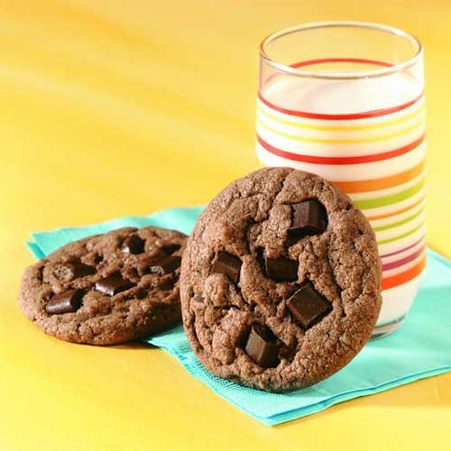 Chocolate Chunk Brownie Cookies