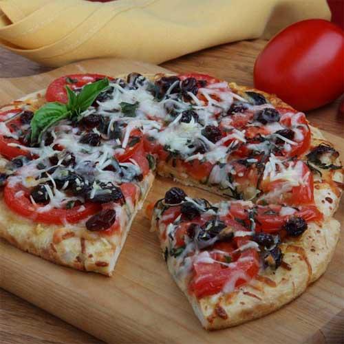Surprising Margherita Pizza