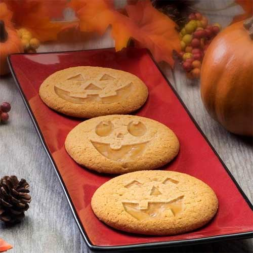 Halloween Apple Pie Cookies