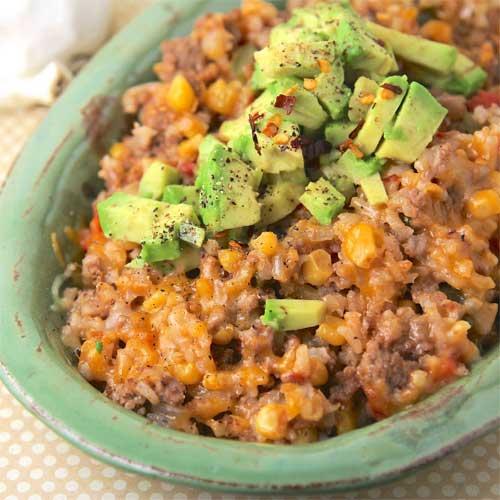 Tex-Mex Burrito Bowl