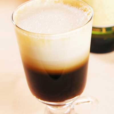 Honey Irish Coffee